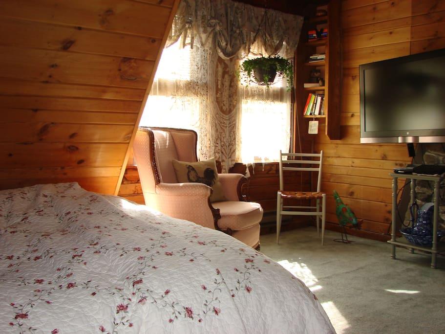 Master private bedroom