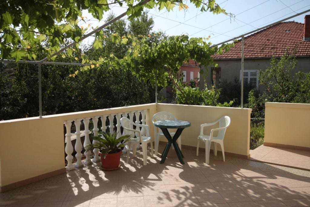 Terrace, Surface: 19 m²