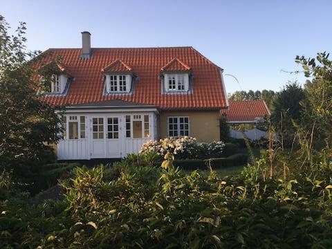 Laid back party in Rønne