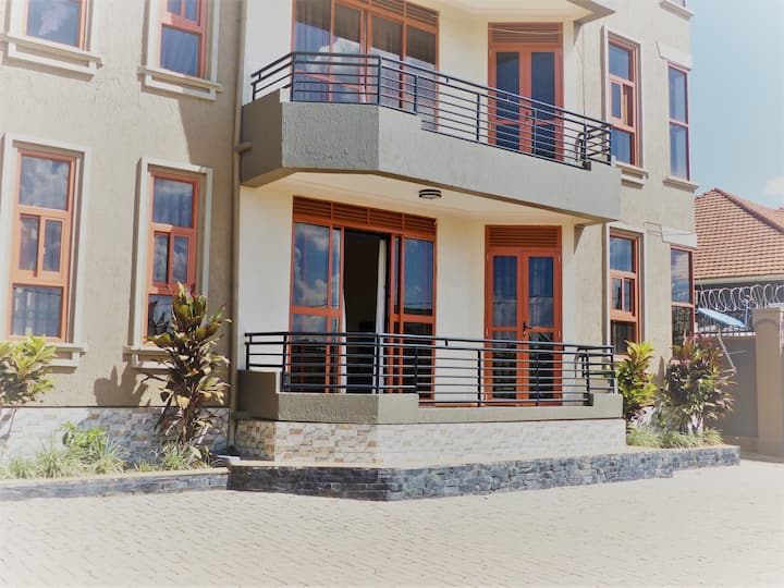 Clean, Spacious and Private Apartment in Naalya