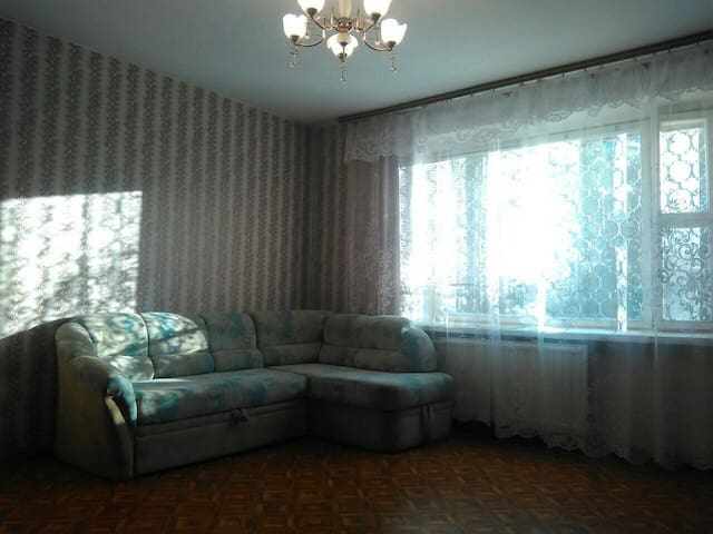 Уютная квартира недалёко от набережной Днепра