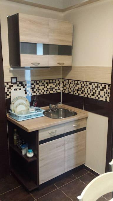 1. apartment kitchen