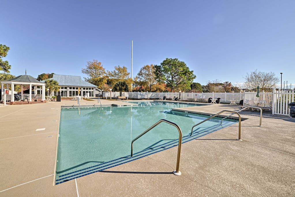 You'll have access to community amenities at this vacation rental condo.