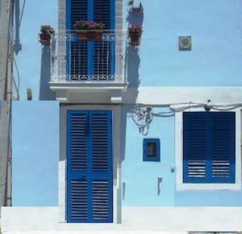 MESSINA CASA VACANZA CAPORASOCOLMO LOC.SPARTA' - Messina - Haus