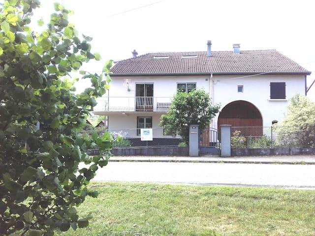 """Location de Vacances """"La Haute Meurthe - Vosges """""""