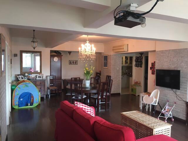 Family home in Tin Hau - Hong kong - Lägenhet