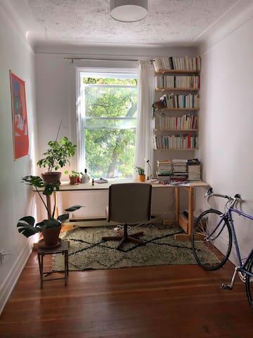 Cozy appartment in Laurier-Est