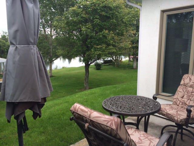 maison bord de l'eau - Saguenay