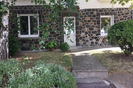 Appartement indépendant : Chambre + salon + SdB - Clermont-Ferrand