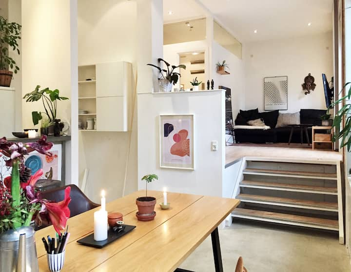 Studio apartment in the heart of Nørrebro