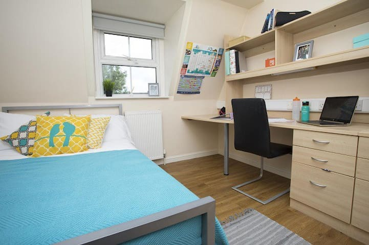 Nordic Two-Bedroom Duplex Apartment