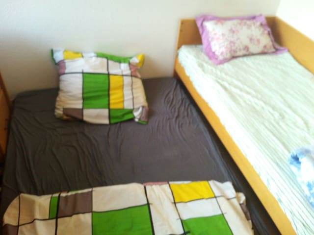 nice and clean room for travellers - Bonn - Flat