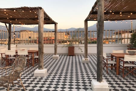 "Mediterranean style W/ ROOFTOP ""Casa Ingenito"""