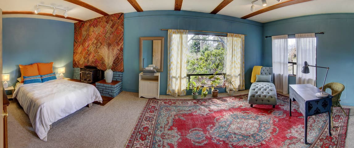 Private Room and Bath. Near Autzen and UO - Springfield - Guesthouse