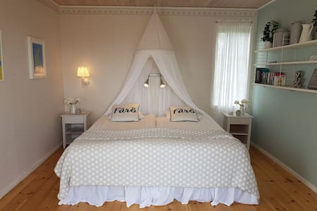 A room at Fårö, in your own house, close to beach