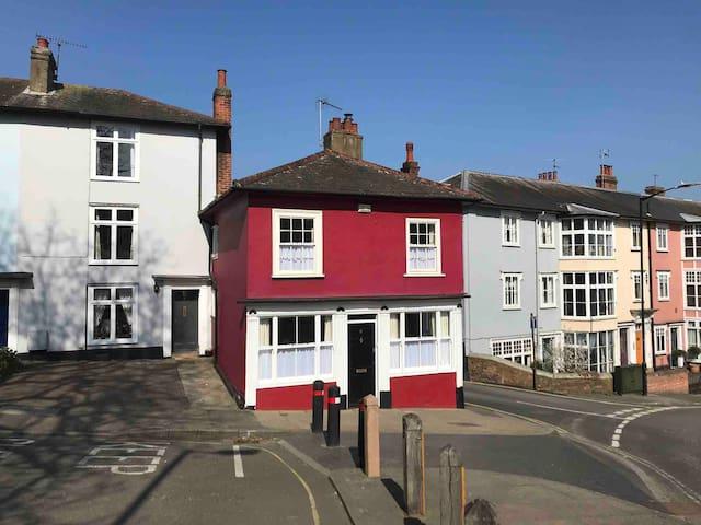 The Red House,  Maldon,  Essex