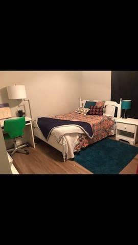 Liberty House Apartment Bedroom
