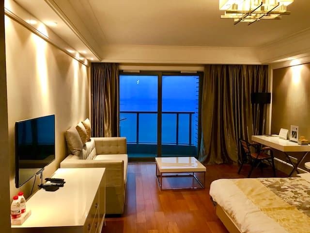 Luxury Skyline Seaview APT 40minBRT to attraction