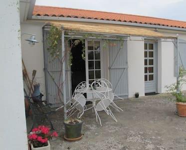 Maison au calme, plein sud, 8kms des plages - Angles - Dom