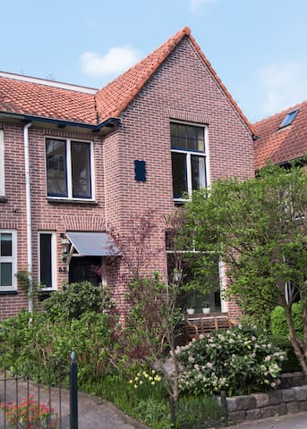 Baarn, 30 min. to Amsterdam by train or car! - Baarn - Casa