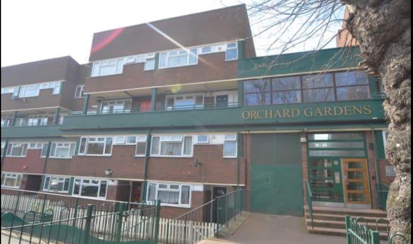 Entire 4 bedroom flat in Zone 2 - London - Lägenhet