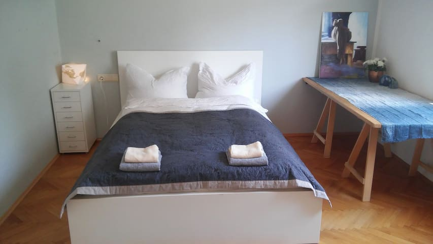 Big room - 10 min walk from the heart of Bolzano - Bolzano - Kondominium