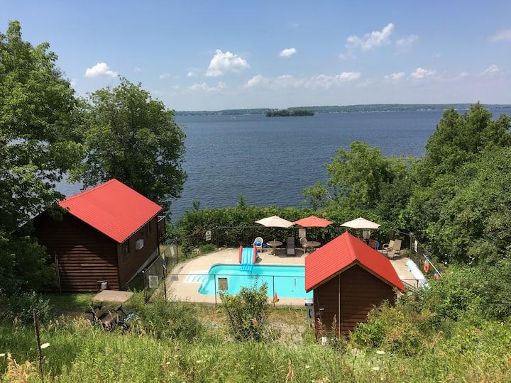 Sandy Shore Cottages, Rice Lake