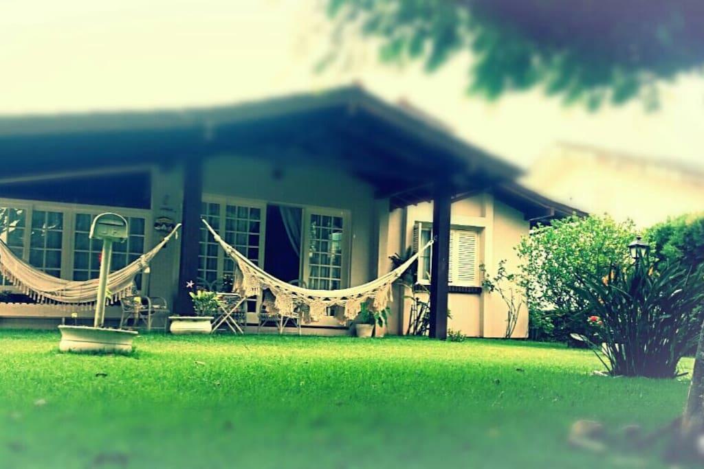 A nossa casa