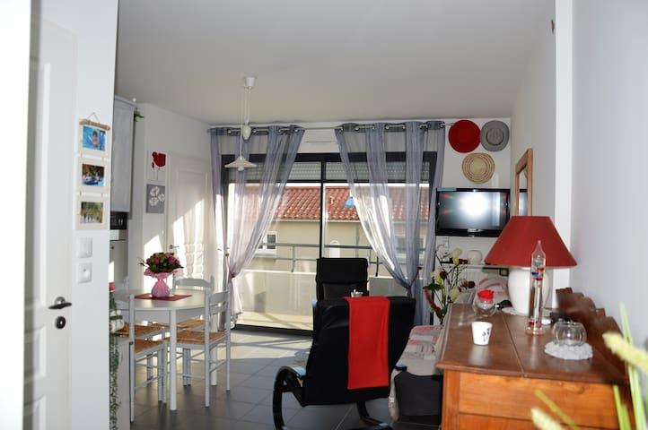 Appartement Les Halles 11 - Saint-Jean-de-Monts