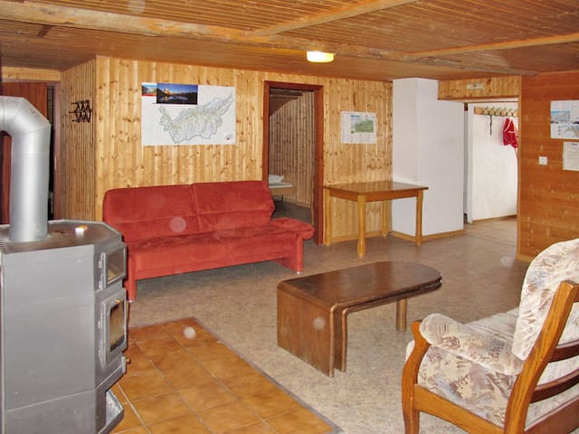 Apartment Chalet Anthamatten in Champery - Champery - Apartemen