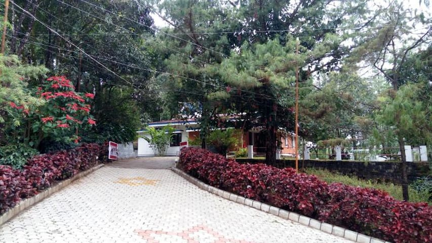 Cherish the Malnad Region - Bungalow