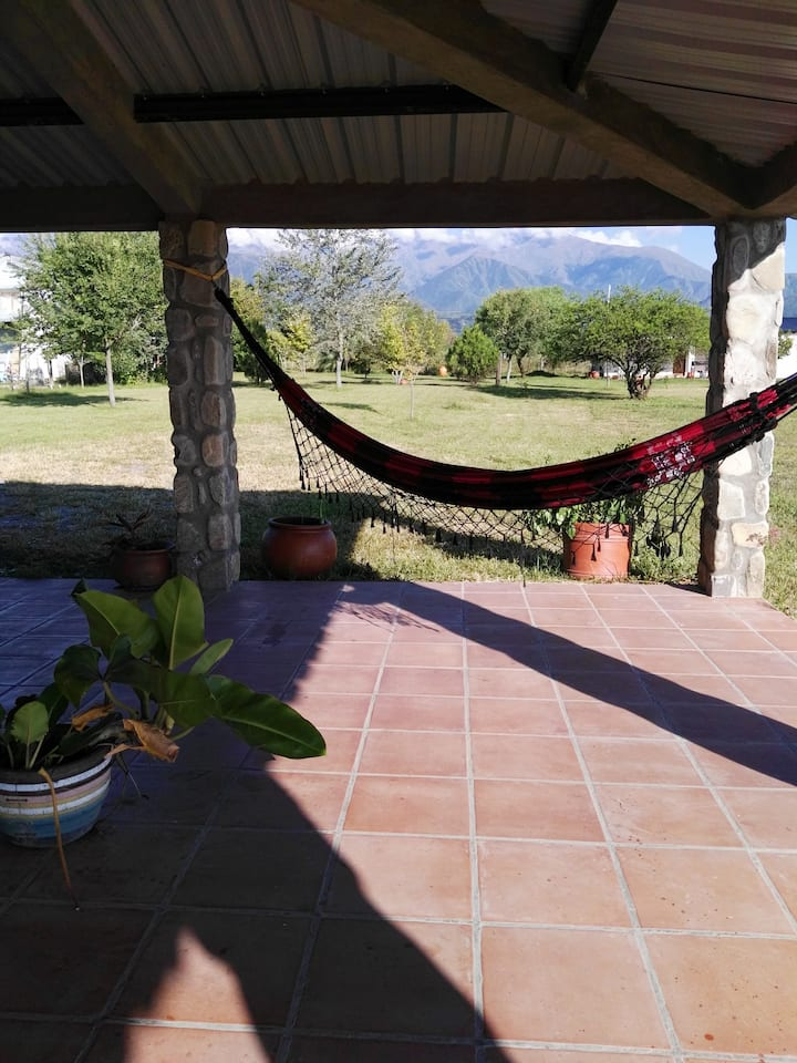 """""""Las Marías"""" en  Hospedaje de Campo Las Tuscas"""