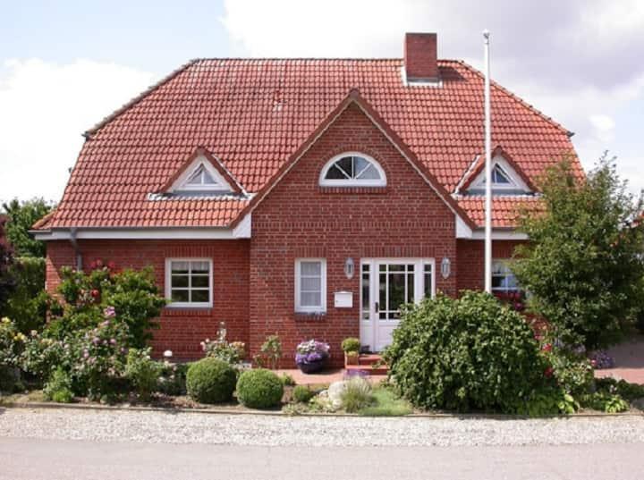 Ferienwohnung in Loose - Zuhause mit Aussicht