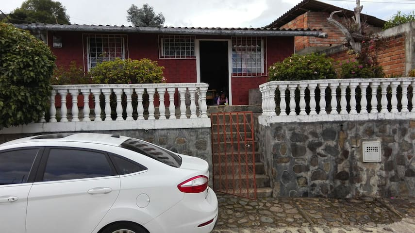 Acogedora casa familiar en Silvia