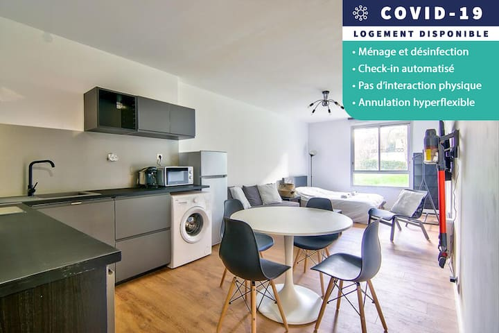 AUTOMATIC CHECK-IN - Design apartment