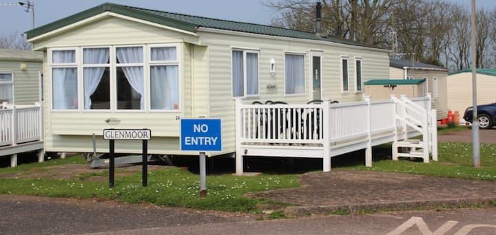 Caravan G64 South Bay Holiday Park
