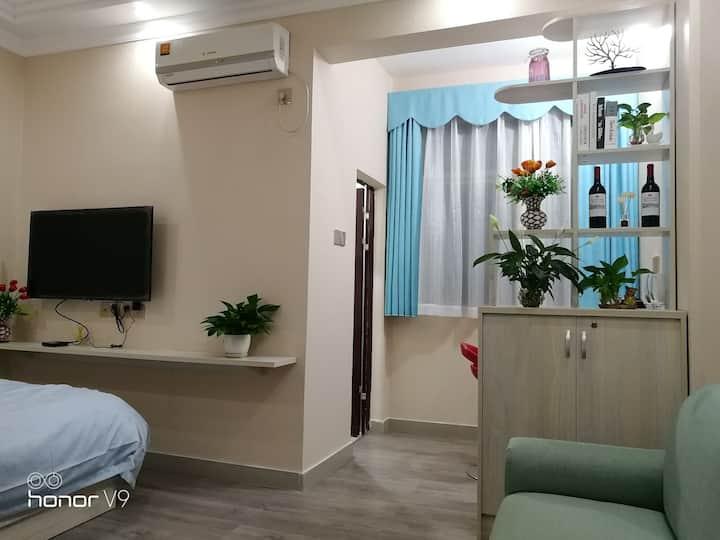 海之恋主题公寓