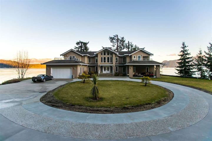 Gibsons Waterfront Estate