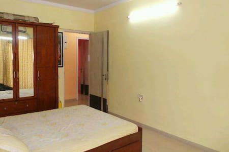 1BHK flat @ Mumbra, comfortable stay near Thane - Thane - Huoneisto