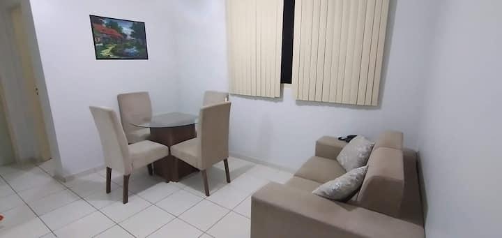 Apartamento com escritório, próximo ao aeroporto