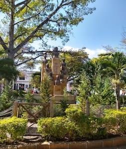 Habitaciones - Oiba - Pueblito pesebre