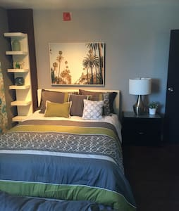 Comfy Studio Apt Close to Downtown St. Pete - Saint Petersburg - Departamento
