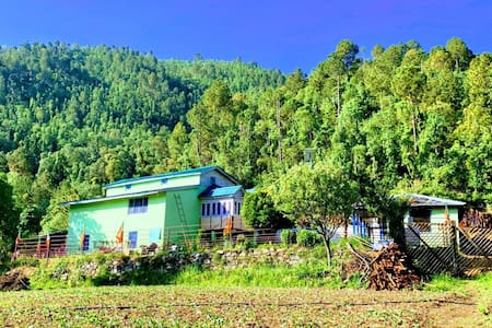 My Farm House in wildlife sanctuary