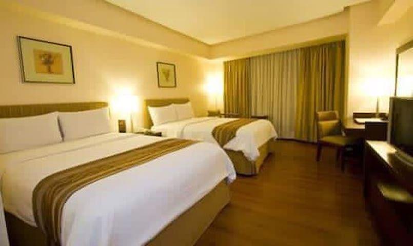 De Luxe Suite @ the City Center - Cebu City - Appartement en résidence
