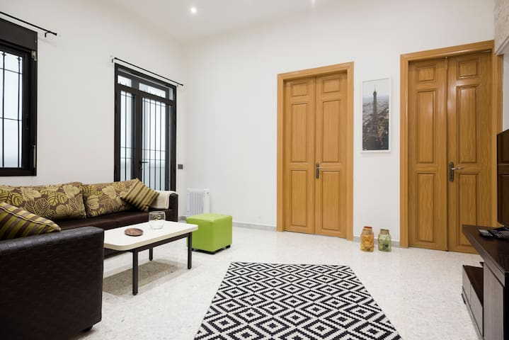 1 bedroom central Beirut apartment in Mar Mikhayel