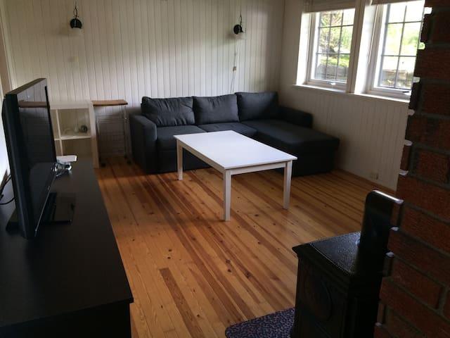 Basement apartment in Ulsåk, Hemsedal