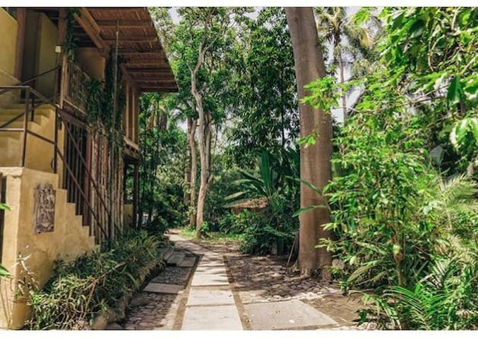 AMAGUA-Country Cottage in Organic Orchard