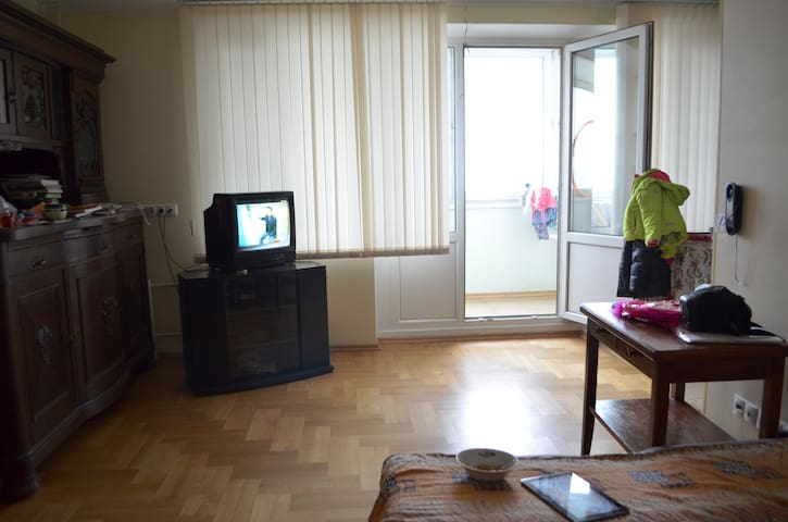 Apartment for 2018 FIFA World Cup visitors, Moscow