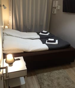 Near the Blue Lagoon and airport, a new room. - Grindavík