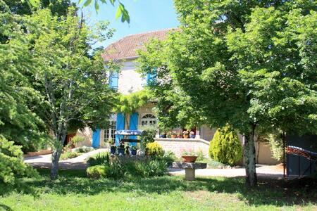 Maison des tilleuls
